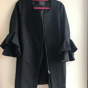 Black blazer from the Limited size M